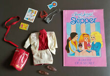 New Listing1986 Jewel Secrets Skipper accessories, clothes, shoes, camera, tote, story book