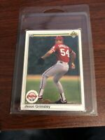 1990 Upper Deck Philadelphia Phillies complete team set sealed!
