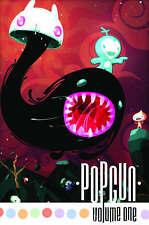 Popgun: Vol. 1, Crosland, Dave, Rhandolph, Khary, Roman, Ben, Cypress, Toby, Mor