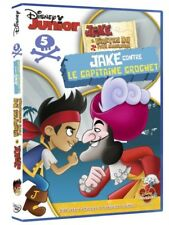 Jake and the pirates of country Imagination 5 against Captain Hook DVD