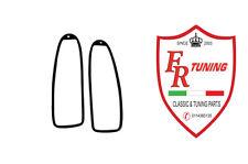 COPPIA GUARNIZIONI INTERMEDIE FANALI/FARI POSTERIORI FIAT 500 GIARD
