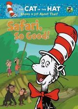 Cat in the Hat Knows a Lot About That!: Safari So Good (DVD, 2012)  NEW