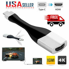 USB 3.1 Type-C to HDMI 4K Hub Adapter Converter For Tablet Computer