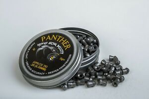 AirForceOnetm PANTHER 'Heavy Metal ' air rifle, pistol ammo pellets.25 (150)