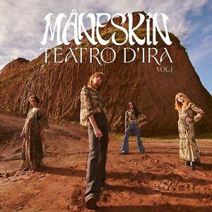 Maneskin - Teatro D`Ira - Vol. I VINYL (PRESALE 16/07/2021) NEW