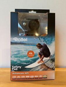 Rollei 425 14.0MP Digitalkamera - Schwarz - mit allen Extras -OVP