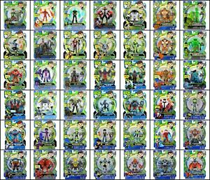 Ben 10 New 2017-2021 Cartoon Network Playmates Toys Basic Action Figures Choose
