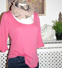Stylemint Shirt Viscose Krempelarm 3/4 Länge Basic Hummer  size: 3 / 40-42 Neu