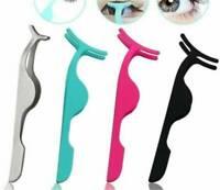 Eyelash Tweezer - Extension Tweezers False Fake Lashes Applicator Cosmetic Tool