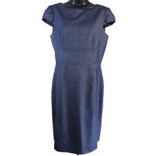 Antonio Melani Denim Blue Cap Sleeve Dress Women's Size 6
