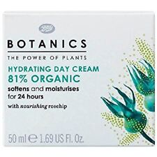 Boots Botanics 81% Organic Hydrating Day Cream 50ml