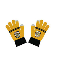 New Harry Potter Hufflepuff House Cosplay Costume Winter Warmth Gloves