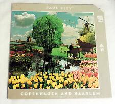 Paul Bley: Copenhagen and Haarlem  [Unplayed Copy]