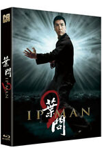 Ip Man 2 (2018, Blu-ray) Lenticular Case Limited Edition / Donnie Yen / NOVA