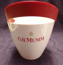 G.H. Mumm Champagne Bucket Designer Patrick Jouin