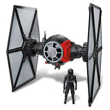 Star Wars The Force Awakens: First Order Special Forces TIE Fighter with Pilot