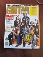 Guitar World Feb 2005 Jimmy Page System of a Down
