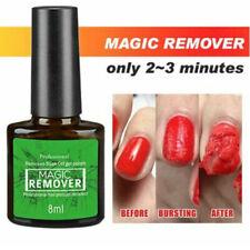 Professional Magic Burst Nail Polish Gel Acrylic Coat Soak Off Remover Cleaner