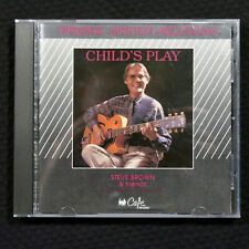 Steve Brown - Child's Play CD... MFSL  Mobile Fidelity Sound Lab...1987