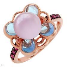 14 Carat Rose Gold Amethyst Fine Jewellery