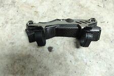 09 Ducati Monster 1100 S Carbon fiber cover guard