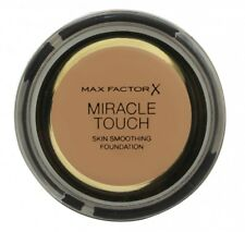 Max Factor Miracle Touch Foundation 11 5g -your Shede 040 Creamy Ivory