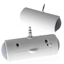 New Mini 3.5mm Connector Stereo Speaker For iPod iPhone Samsung MP3 MP4