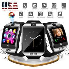 Bluetooth Wrist Smart Watch For Samsung Galaxy Note 10 Pro S10 Plus LG V50 V40