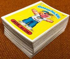 1986 Topps Garbage Pail Kids Original 3rd Series 3 OS3 Complete 88-Card Set GPK