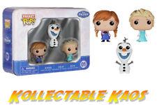 Frozen - Else, Anna and Olaf Pocket Pop 3-Pack Tin