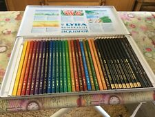 Lyra Rembrandt Assorted pencils and others see pics.