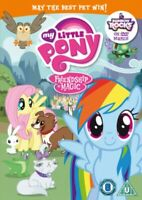 Nuovo My Little Pony - May The Migliore Pet Win DVD
