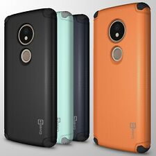 For Motorola Moto G6 Play / Moto G6 Forge / E5 Hard Case with Magnet Phone Cover