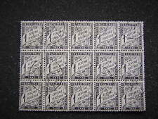 TIMBRES TAX TYPE DUVAL