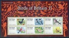 Great Britain 2011 Post & Go Birds series 2 pack (2014/1128/#02)