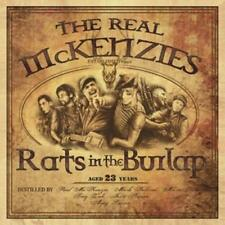 Real McKenzies,The - Rats In The Burlap [Vinyl LP] - NEU