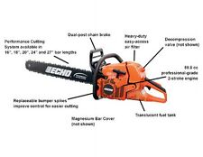 "Echo Chain Saw CS-620P 20"" Bar Fast Free Shipping + Oil + File!"