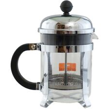 Bodum Chambord Glass French Press - 4 -Cup - Coffee Maker - Dishwasher Safe