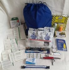 72 HOUR SURVIVAL DISASTER KIT EMERGENCY PREPAREDNESS FOOD WATER Prepper Doomsday