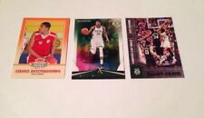 Giannis Antetokounmpo 3 Card Lot. 1 Rookie Card Bucks NBA Superstar Mint