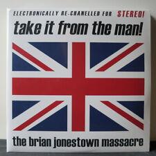 BRIAN JONESTOWN MASSACRE 'Take It From The Man' Gatefold Vinyl 2LP NEW/SEALED