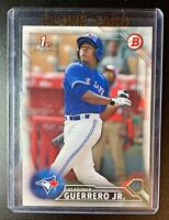 2016 Bowman Prospects #BP55 VLADIMIR GUERRERO JR. Rookie 1st Toronto Blue Jays
