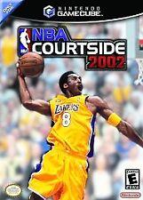 NBA Courtside 2002 (Nintendo GameCube, 2002)