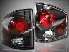 1994-2004 CHEVY S10 GMC SONOMA TAIL LIGHTS LAMP PAIR DARK SMOKE 3D STYLE