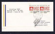18368) TACV FF Zürich-Ilha do Sal Cabo Verde 2.4.99