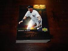 2005 Upper Deck Baseball World Series Heroes Complete 45 Card Set Jeter Pujols