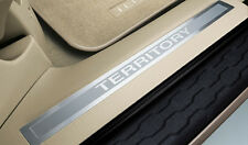 Alloy Scuff Plates Suits FORD TERRITORY SX SY SZ  GENUINE FORD PART