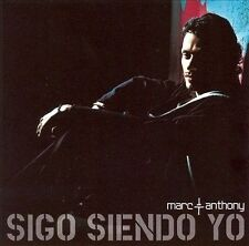 Marc Anthony -Sigo Siendo Yo: Grandes Exitos music CD Factory Sealed