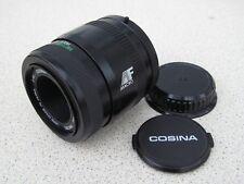 Cosina Pentax KA mount focale fissa 100mm f3.5 AF Macro Made in Japan