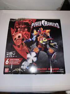 Power Rangers Megazord Action Figure Kids Super Ninja Steel Blaze Children's Toy